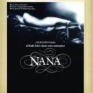 Nana - DVD - 1983 - Jean-Pierre Aumont; Katya Berger