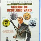 Gideon of Scotland Yard - Blu-ray - 1958 Jack Hawkins Dianne Foster Cyril Cusack