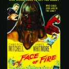 Face of Fire - DVD - 1959 - Cameron Mitchell - James Whitmore - Bettye Ackerman