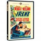 Irene DVD - 1940 - Ray Milland - Irene Neagle - 2014 USA Release
