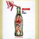 Move - DVD - 1970 - Elliott Gould - Paula Prentiss - Genevieve Waite  John Larch
