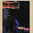 To Kill For (A.K.A. Fatal Instinct ) - DVD - 1992 Michael Madsen, Laura Johnson