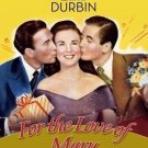 For the Love of Mary - DVD -