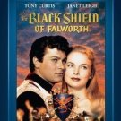 The Black Shield of Falworth - DVD - 1954 - Tony Curtis - Janet Leigh