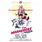 The Marauders - DVD - 1955 Dan Duryea, Jeff Richards, Keenan Wynn, Jarma Lewis