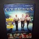 Courageous - DVD - Alex Kendrick  BRAND NEW and SEALED!