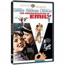 The Americanization of Emily - DVD - 1964 James Garner, Julie Andrews NEW SEALED