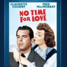 No Time for Love - DVD - 1943 - Claudette Colbert - Fred MacMurray