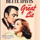 The Great Lie - DVD - 1941  Bette Davis, George Brent, Mary Astor (MOD)