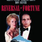 Reversal of Fortune - DVD - 1990 - Glenn Close - Jeremy Irons - Ron Silver