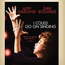 I Could Go On Singing - DVD - 1963 - Judy Garland, Dirk Bogarde, Jack Klugman
