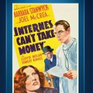 Internes Can't Take Money - DVD 1937 Barbara Stanwyck, Joel McCrea