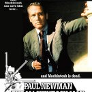 The Mackintosh Man - DVD - 1973 - Paul Newman, Dominique Sanda, James Mason MOD