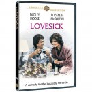 Lovesick  DVD 1983 Dudley Moore  Elizabeth Mcgovern - 2015 Widescreen Remastered