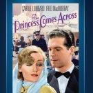 The Princess Comes Across - DVD - 1936 - Carole Lombard - Fred MacMurray (MOD)