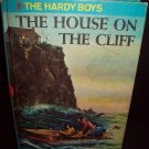 The Hardy Boys - The House on the Cliff - 1959 Vintage Hardback Book
