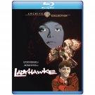 Ladyhawke - Bluray - 1985 Rutger Hauer, Matthew Broderick, Michelle Pfeiffer