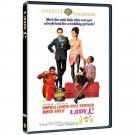 Lady L DVD 1966 Sophia Loren - Paul Newman - David Niven 2014 USA Release!