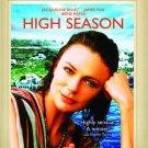 High Season DVD 1988 Jacqueline Bisset, James Fox, Irene Papas, Kenneth Branagh