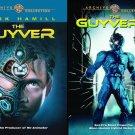 The Guyver and The Guyver 2 Dark Hero - DVD - Mark Hamill - David Hayter (MOD)