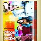 24 Hour Party People DVD 2002 Steve Coogan, Lennie James, John Thomson