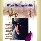 When The Legends Die - DVD  1972 Richard Widmark; Frederic Forrest; Luana Anders