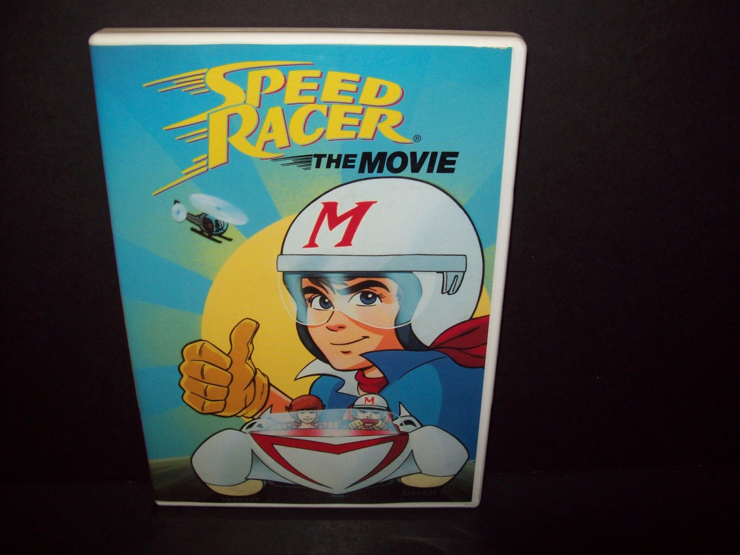 Speed Racer The Movie - DVD - Out Of Print - Mint Condition