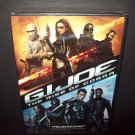 G.I. Joe Rise Of The Cobra - DVD - Dennis Quaid, Channing Tatum, Marlon Wayans