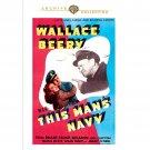This Man's Navy - DVD - 1945 Wallace Beery, Tom Drake, James Gleason Jan Clayton
