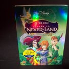 Walt Disney Peter Pan Return To Never Land - DVD  Authentic USA Disney DVD MINT!