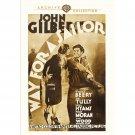 Way for a Sailor - DVD - 1930 Wallace Beery, John Gilbert, Leila Hyams