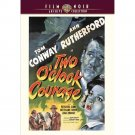 Two O'Clock Courage - DVD - 1945 - Tom Conway, Ann Rutherford, Jean Brooks