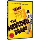 The Murder Man - DVD - 1935 - Spencer Tracy  James Stewart  Virginia Bruce