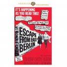 Escape from East Berlin - DVD - 1962 Don Murray, Christine Kaufmann Karl Schell