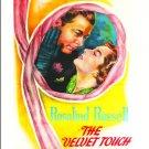 The Velvet Touch - DVD - 1948 Rosalind Russell, Leo Genn, Claire Trevor