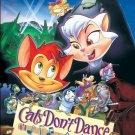 Cats Don't Dance - DVD - 1997 - Animated Movie - Scott Bakula, Jasmine Guy (MOD)