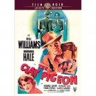 The Clay Pigeon - 1949 - DVD - Bill Williams, Barbara Hale, Richard Quine