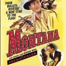 Montana - DVD - 1950 - Errol Flynn, Alexis Smith, S.Z. Sakall  MOD