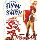 San Antonio - DVD - 1945 - Errol Flynn, Alexis Smith, S.Z. Sakall  MOD