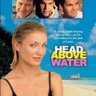Head Above Water - DVD - 1996 - Harvey Keitel, Cameron Diaz, Craig Sheffer (MOD)