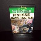 In-Fisherman Finesse Bass Tactics - DVD - Near Mint! Fishing DVD