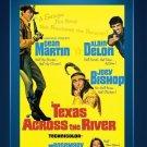 Texas Across the River - DVD - 1966 - Dean Martin - Alain Delon - Joey Bishop