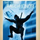 Rage of Honor DVD 1987 Sho Kosugi - Lewis Van Bergen - Robin Evans -Gerry Gibson