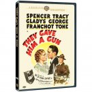 They Gave Him A Gun - DVD - 1937 - Spencer Tracy  Gladys George