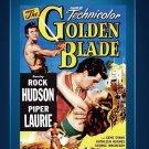 The Golden Blade - DVD - 1953 - Rock Hudson - Piper Laurie - Gene Evans