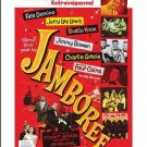 Jamboree - DVD - 1957 - Fats Domino - Jerry Lee Lewis -Dick Clark - Buddy Knox