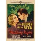 The Wedding Night - DVD - 1935 Gary Cooper, Anna Sten, Ralph Bellamy