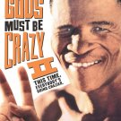 The Gods Must Be Crazy II - DVD - All New 2014 DVD Re-Release
