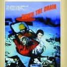 Down The Drain - DVD - 1990 - Andrew Stevens; Benny Urquidez; Don Stroud