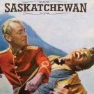 Saskatchewan - DVD - 1954 - Alan Ladd - Shelley Winters - Robert Douglas (MOD)